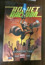 ROCKET RACCOON Volume 1 Hardcover -- A Chasing Tale -- SEALED HC