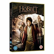 THE HOBBIT - AN UNEXPECTED JOURNEY - NEW / SEALED DVD