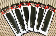 6X Lot Ace Comb Classic Pocket Fine Tooth Comb