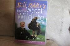 Bill Oddie: How To Watch Wildlife - Part 2 [DVD]