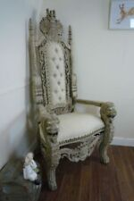 Wooden Living Room Antique Style Sofas, Armchairs & Suites