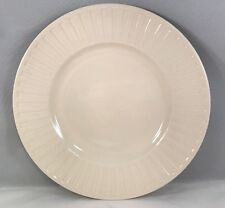 "New listing Wedgewood Weekday Weekend Salad Desert Plate 8"" Fluted - 3267762079 Ivory"