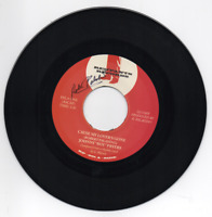 """JOHNNY 'BOY' PRYERS Cause My Lover's Gone - Northern Soul SIGNED 45 * Listen 7"""""""