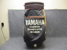 Vintage 1980s Yamaha Giant Store Sign Golf Bag Advertising Composite Woods
