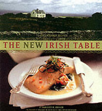 NEW The New Irish Table: 70 Contemporary Recipes by Margaret M. Johnson