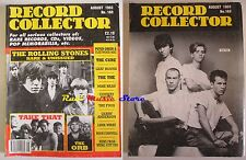 Rivista RECORD COLLECTOR 168/1993 Rolling Stones The Cure The Orb The The NO cd