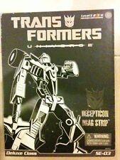 Transformers Universe Dragstrip (MISB)