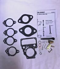HOLDEN STROMBERG CARBURETTOR REPAIR KIT EH HD HR HK HT HJ  HG LC LJ HQ LH