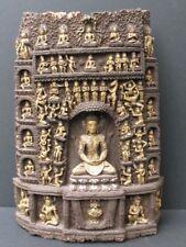Importante Sculpture Newar en Bois du Népal