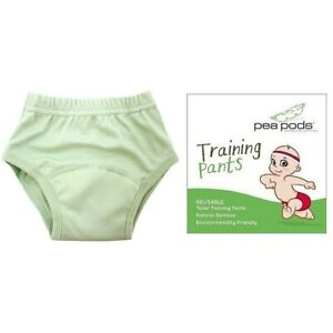 NEW Pea Pods Reusable Training Pants - Mint from Baby Barn Discounts