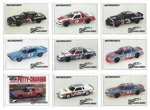1991 Motorsports modelCARDS Complete 90 card set! Pristine cards! UNIQUE!