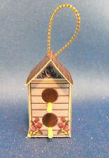 Dollhouse Miniature 1:12 Scale Bird House