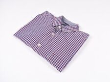 Tommy Hilfiger Classic Fit Multicolored Men Shirt Size L