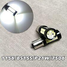 Backup Reverse light 1156 BA15S 7506 P21W 2396 1141 108 SMD LED 6000K White W1 A