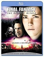 Final Fantasy: The Spirits Within (Blu-ray Disc, 2007) Alec Baldwin, Ming-Na Wen
