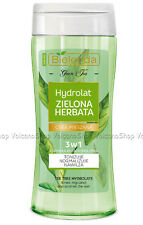 Bielenda Green Tea Hydrolate 3in1 for Oily & Combination Skin Toner 200ml