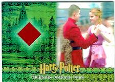 The World of Harry Potter 3D Ser1 Costume Card C12 Viktor Krum #035/470