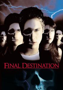 """35mm Spielfilm, Titel: """"Final Destination"""""""