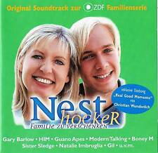 Musik Doppel CD Sampler Nesthocker - Familie zu verschenken