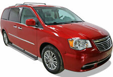 DODGE GRAND CARAVAN RUNNING BOARDS; ALLOWS EASY STEP ACCESS; QUICK EASY INSTALL!