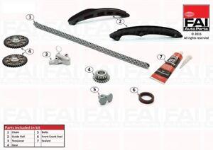 TIMING CHAIN KIT + GEARS VW GOLF PLUS/V 1.4 FSI