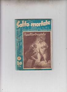 Salto mortale Nr. 27 1937 Neues Verlagshaus für Volksliteratur