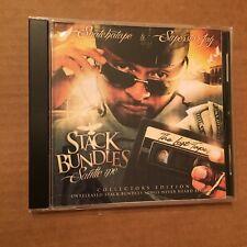 Snatchatape & Superstar Jay STACK BUNDLES The Lost Tapes NYC Mixtape MIX CD
