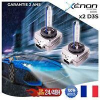 2 AMPOULES D3S 35W 12V LAMPE RECHANGE REMPLACEMENT FEU XENON KIT HID 6000K