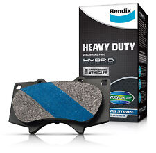 Bendix Front Heavy Duty Brake Pad Set DB306
