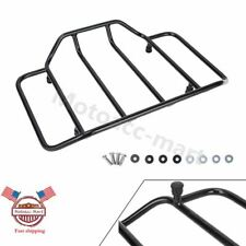 Tour Pack Pak Trunk Luggage Top Rack For Harley Road King Electra Glide FLHT US