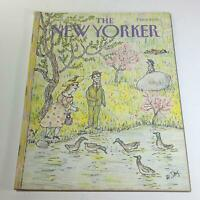 The New Yorker: June 10 1985 Full Magazine/Theme Cover William Steig