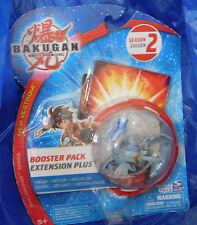 BAKUGAN Battle Brawlers New Vestroia Bakubronze Gray Haos DRAGONOID NIP! 2008