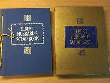 1969 - Elbert Hubbard's Scrap Book, in Sleepcase