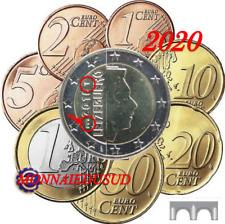 Série 1 Cent à 2 Euro Luxembourg 2020 - Série BU avec Poinçon Pont de Selve