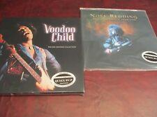 JIMI HENDRIX Voodoo Child 4 LP 200 GRAM Box BOOKLET SLEEVES +EXPERIENCE SESSION