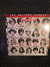 THE ROLLING STONES VINYL   SOME GIRLS  1978 BANNED COVER   NEW SEALED