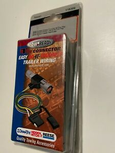 Trailer Harness TowReady 118399,2005-CURRENT NISSAN FRONTIER, XTERRA, PATHFINDER
