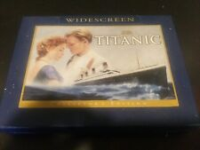 Titanic (VHS, 1999, Collectors Edition) Complete