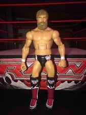 ELITE series DANIEL BRYAN  WWE Mattel action figure YES NO BEARD Wrestling toy