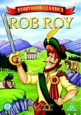 Storybook Classics: Rob Roy [DVD] - DVD  1YVG The Cheap Fast Free Post