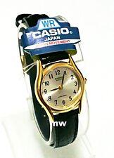Genuine Casio ANALOG Watch Ladies Leather CLASSIC LTP1094Q LTP-1094Q-7B2 Quartz