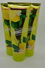 Bath & Body Works Sparkling Limoncello Body Cream Ultra Shea S/ 3 8 oz #258