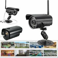 US Waterproof Outdoor P2P HD IP Camera Wifi Wireless System CCTV Home Security