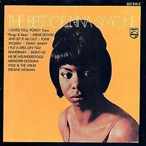 The Best Of Nina Simone CD NEW