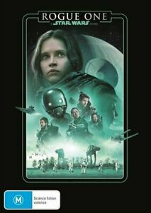 STAR WARS: ROGUE ONE: A STAR WARS STORY (2016) [NEW DVD]