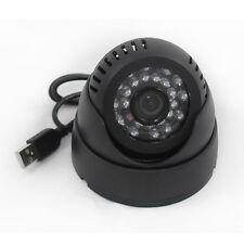 USB CCTV DVR Camera Digital Video Recorder IR Dome Camera Indoor Night Vision