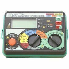 Kyoritsu 6011A 5 in 1 Multifunction Tester