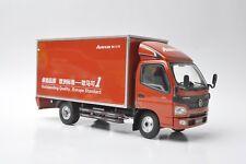 Foton Aumark truck model in scale 1:24 Red