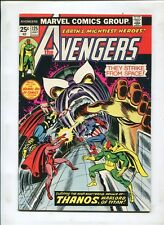 THE AVENGERS #125 (8.0) THANOS , WARLORD OF TITAN!