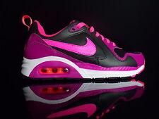 NIKE AIR MAX TRAX Classic Damen Sneaker schwarz/lila/pink bw Gr.36,5 NEU/OVP